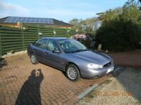 Time warp Ford Mondeo