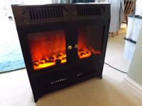 Dimplex 2kW Electric coal effect thermostatic heater