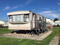 6 Berth Caravan For Hire On Kingfisher Site, Ingoldmells