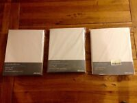 NEW – JOHN LEWIS - EGYPTIAN COTTON - FITTED BED SHEETS