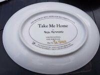 Puppy Collectable Plates