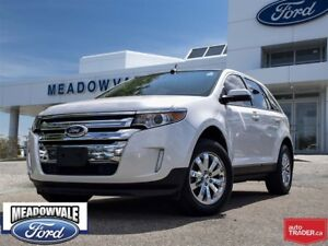 2013 Ford Edge SEL,LEATHER,NAVIGATION,SUNROOF