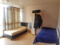 FRIENDLY LARGE ROOM SHARE AVAIL NOW