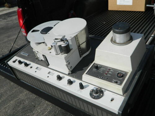 Introduced December 1962 Extremely Rare AMPEX VR-660 VTR B&W Video Recorder 600