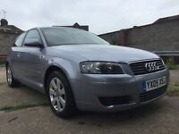 Audi A3 FSi low mileage full service history DSG lady owner