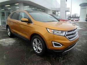 2016 FORD EDGE FWD