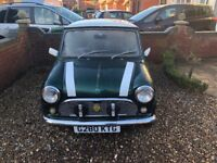 1990 Classic Mini Flame Checkmate with MOT