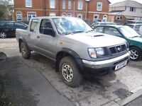 Nissan D22 2.5TD TWIN CAB 5 seater Pick Up