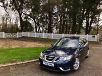 REDUCED FOR QUICK SALE: Saab 9-3 1.9 TTiD Aero SportWagon 5dr - FSH/ALL OPT EXTRAS/MINT CONDITION