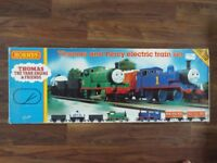 Thomas The Tank Engine and Friends Hornby Thomas and Percy Electric Train Set