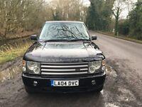 Java Metallic Black Range Rover Vogue 3.0 Automatic TD6