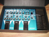 BOSS ME50 GUITAR MULTI EFFECTS
