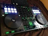 Gemini G4V 4-Channel DJ Controller
