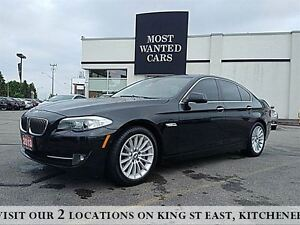 2013 BMW 5 Series 535i xDrive | NAVIGATION | TAN LEATHER