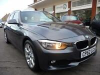 BMW 3 SERIES 2.0 320D SE TOURING 5d 181 BHP (grey) 2012