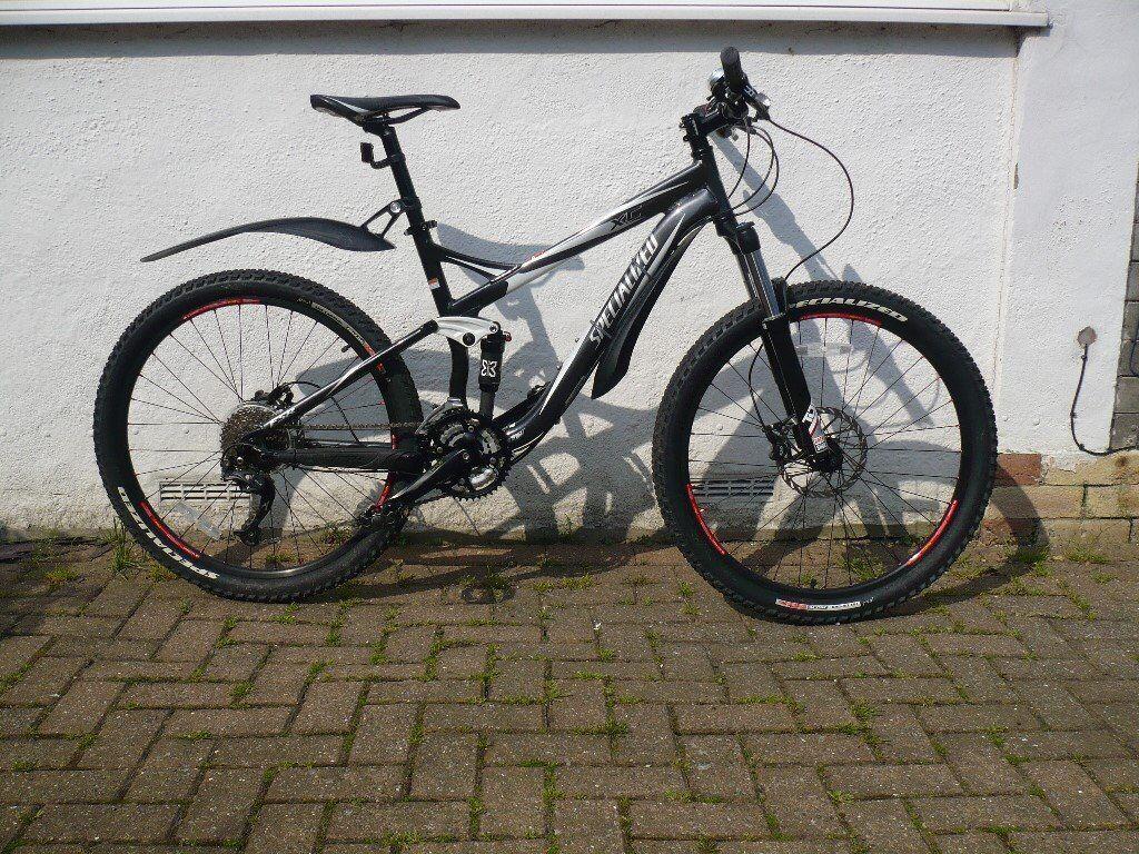 9c738cd5eca Specialized FSR XC Comp Mountain Bike - Full Suspension MTB | in ...