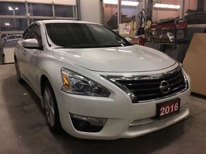2014 Nissan Altima 2.5 SL TECH 1 OWNER LOCAL TRADE