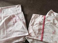 2 toddler bed covers with pillow case