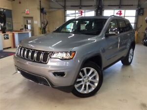 2017 Jeep Grand Cherokee LIMITED*TOIT*ÉCRAN 8.4*CUIR*GPS