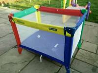 Graco Travel Cot for Babies and Toddlers