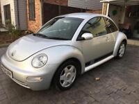 Volkswagen Beetle TDI 1.9 cc Diesel 81k miles