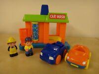 Happyland car wash