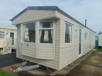 Well Maintained Family Caravan on North Wales Beachside Location !!