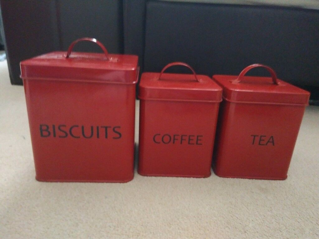 Kitchen Storage Canisters - FREE