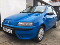 Fiat Punto 1.2 Active Sport 3dr ONLY 36136 GENUINE MILES