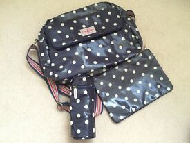 Cath Kidston Zip Changing bag, unused