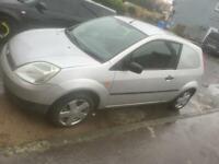 Fiesta 2003 1.4tdci