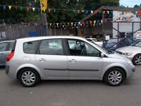 Renault Grand Scenic 1.9 dCi FAP Dynamique 5dr 07/57 GREAT VALUE