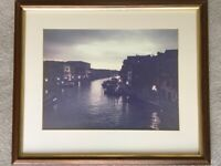 Large Picture of Venice Grand Canal in Frame