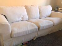 FREE Used IKEA Ektorp 3 Seat Sofa