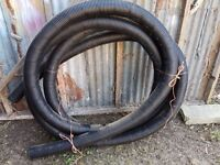 Electrical Ducting Pipe - approx 30ft, 4 inch internal diameter (2 reels available)