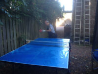 Wanted - Table Tennis (fold away)