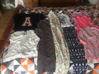 NEW girls clothes bundle 11-13 years