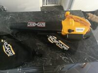 Landxcape leaf blower 2450W with extra bag