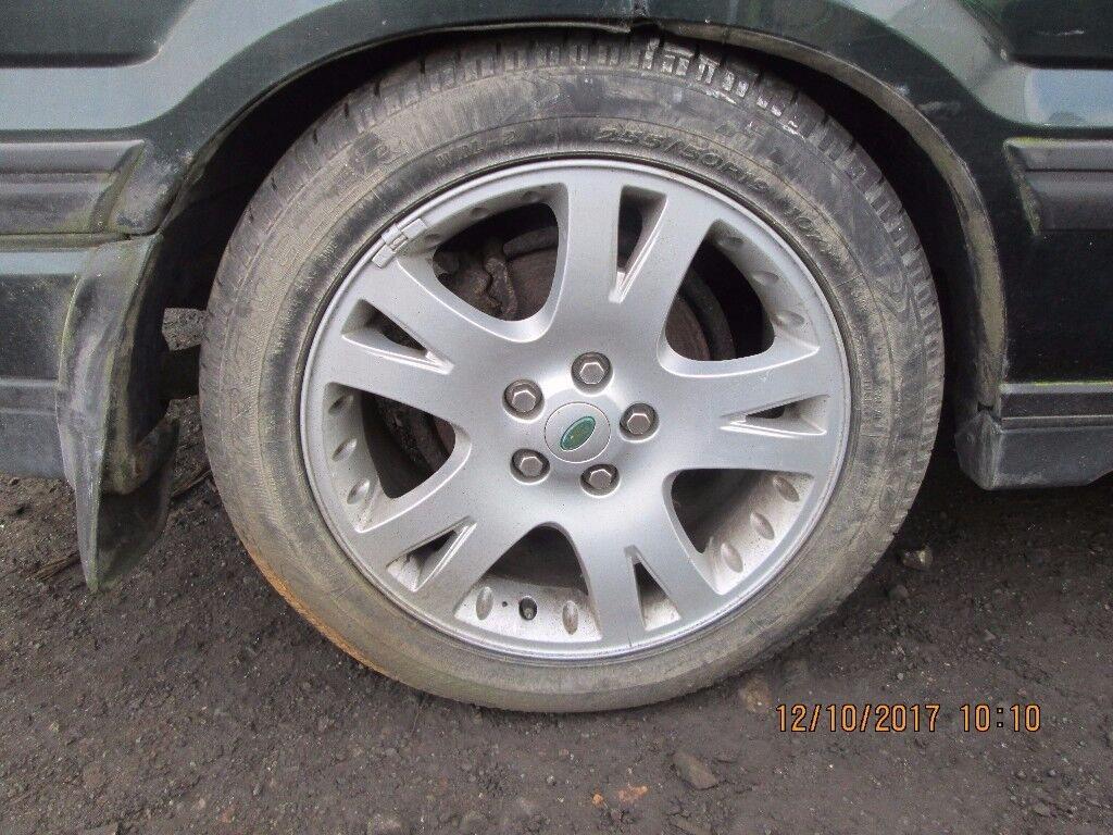 Range Rover Sport 1997 Set of 4 Rims (Really Good Condition) 255/50 19