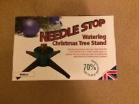 Christmas Tree Stand (Needle Stop Watering Stand for real Tree)