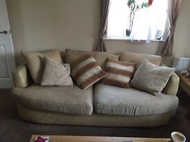 3 seater sofa (large)