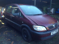Corsa C and Zafira breaking for parts