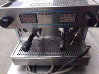 SERVICED COFFEE ESPRESSO MACHINE CATERING CAFE BAR RESTAURANT SANDWICH BAR COMMERCIAL KITCHEN PUB