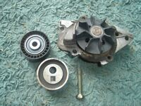 citroen dispatch 2.0 hdi water pump and pully set