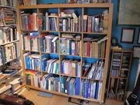 Bookcase/Shelving