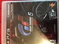 Grand turismo5 ps3 15$ seulement