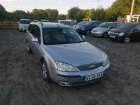 Ford Mondeo TDCI 2.0L Diesel 5DR Estate 2006 long mot full service history excellent condition