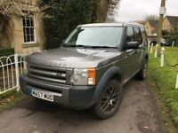 2007/57 Landrover Discovery TDV6 S 7 Seater Diesel/Manual , Just 84,000 Miles