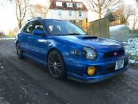 Subaru Impreza wrx PRODRIVE!!!