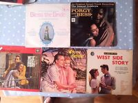 Sound track vinyl Ops x 5
